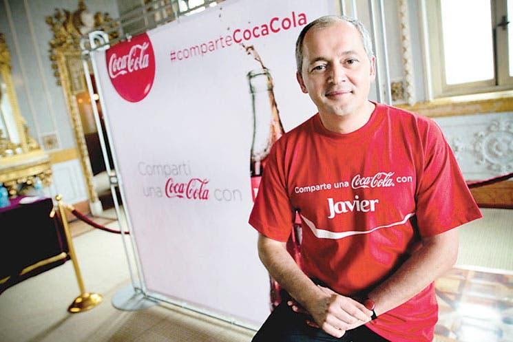 """Coca Cola quiere """"conectar"""" a sus consumidores"""