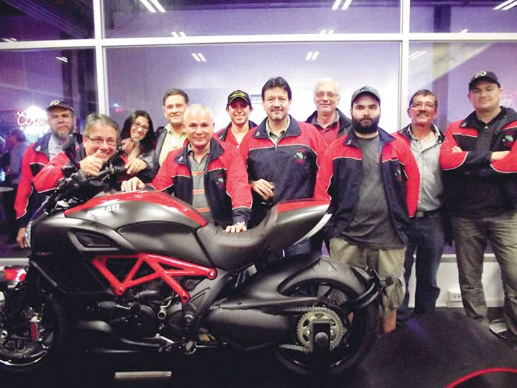 Ducati presentó su nuevo ADN