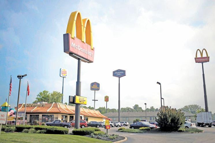 Disminuye apetito de EE.UU por la comida rápida