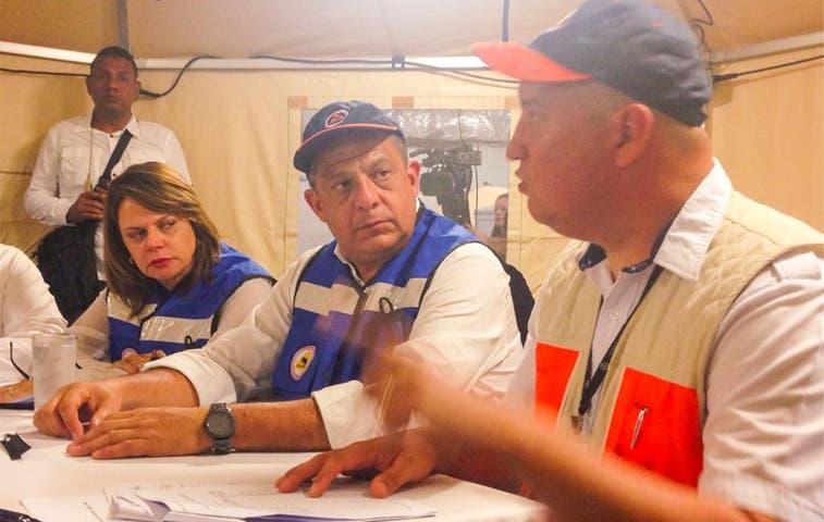 Universidad Nacional defiende simulacro de terremoto