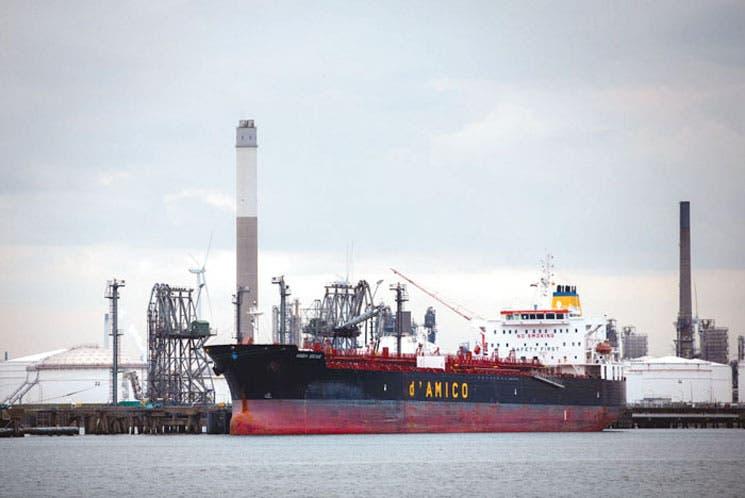 Derrame petrolero le costo ¢50 mil millones a BP
