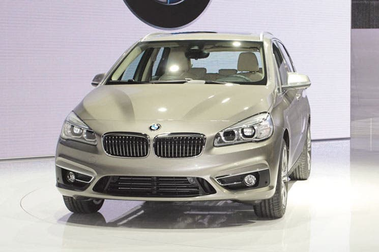 Nuevo BMW compacto llegará al país