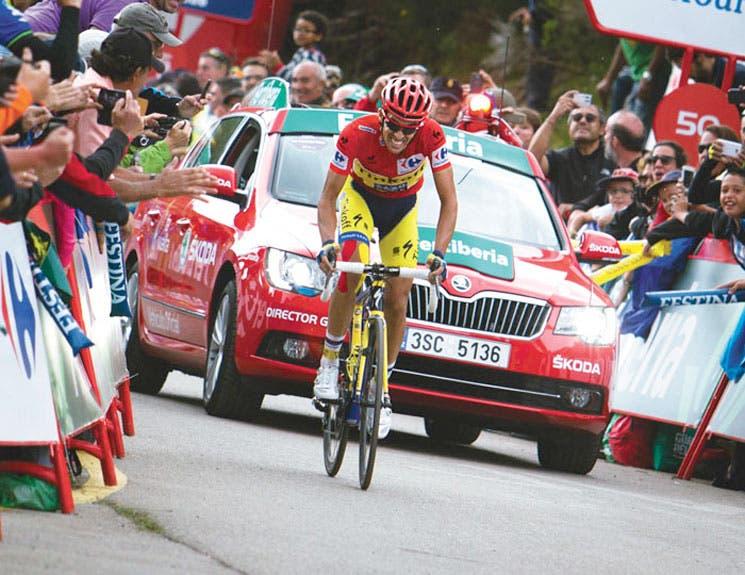 Contador, es el jefe