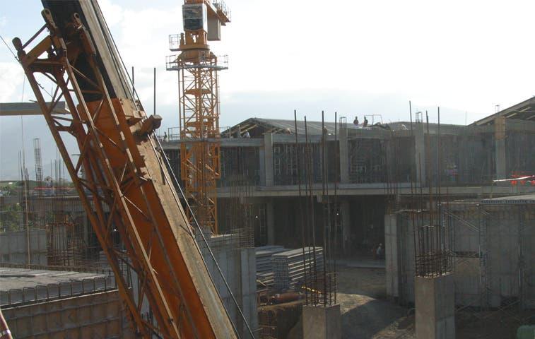 Sector Construcción prevé caída de 9% para este año
