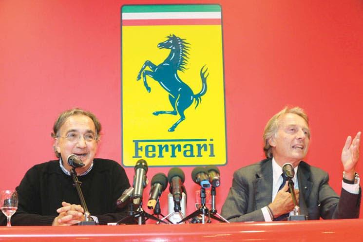 De Montezemolo deja Ferrari
