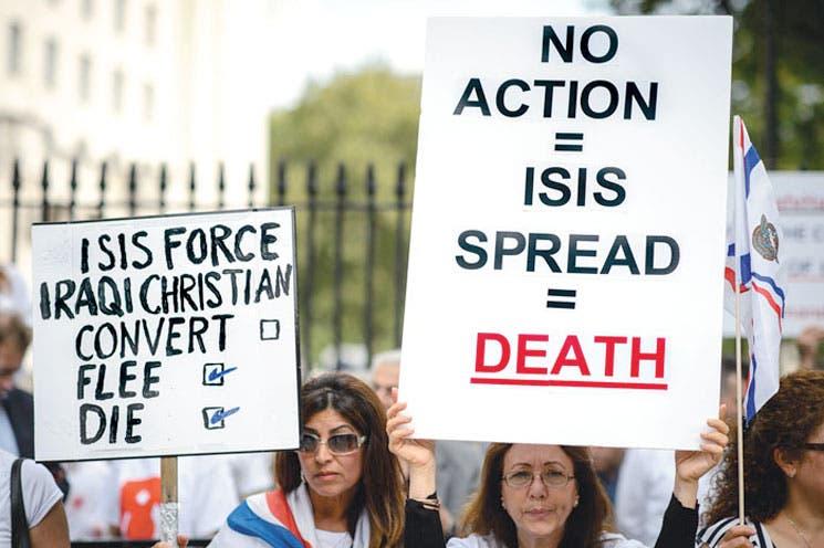 Avanza estrategia de EE.UU. contra el EI