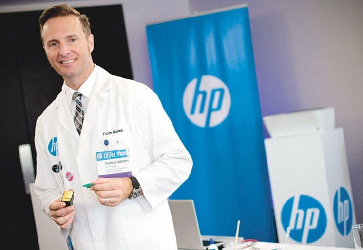 HP apuesta a calidad en impresión