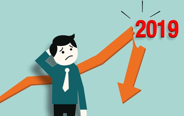 Déficit fiscal llegaría a a 8,2% en 2019