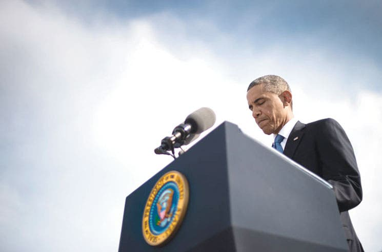 Obama conmemora 11S con nueva guerra