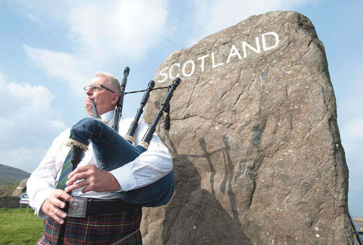 FMI advierte reacción negativa ante independencia de Escocia