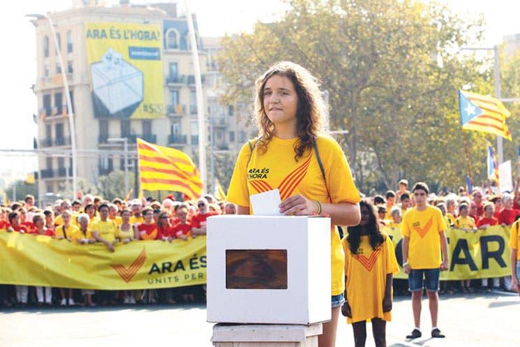 Escoceses contagian lucha de independencia a Cataluña