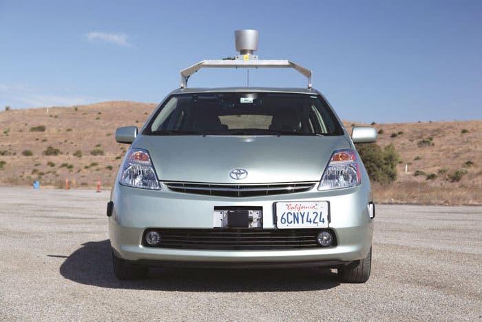 Google defiende el futuro de los autos sin conductor