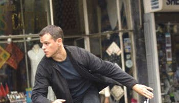 Matt Damon regresa a Bourne