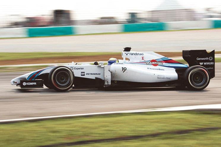 Massa buscará el podio
