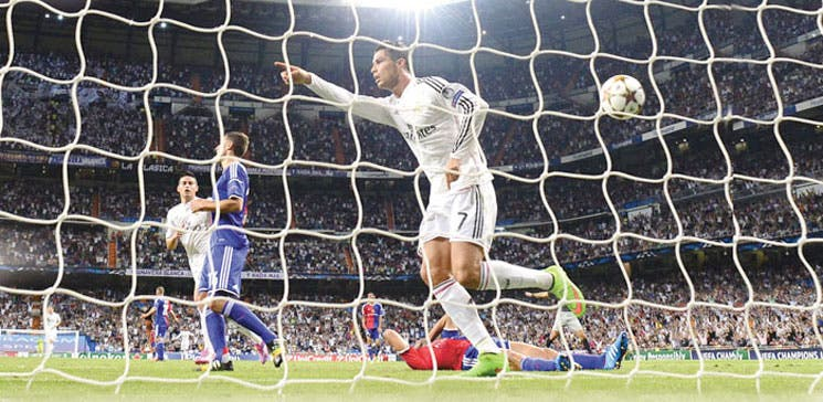 Real Madrid toma aliento