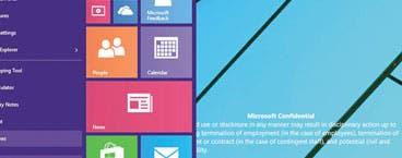 Windows 9 reviviría el menú de inicio