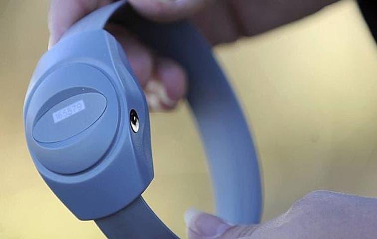 Reos podrán usar brazaletes electrónicos