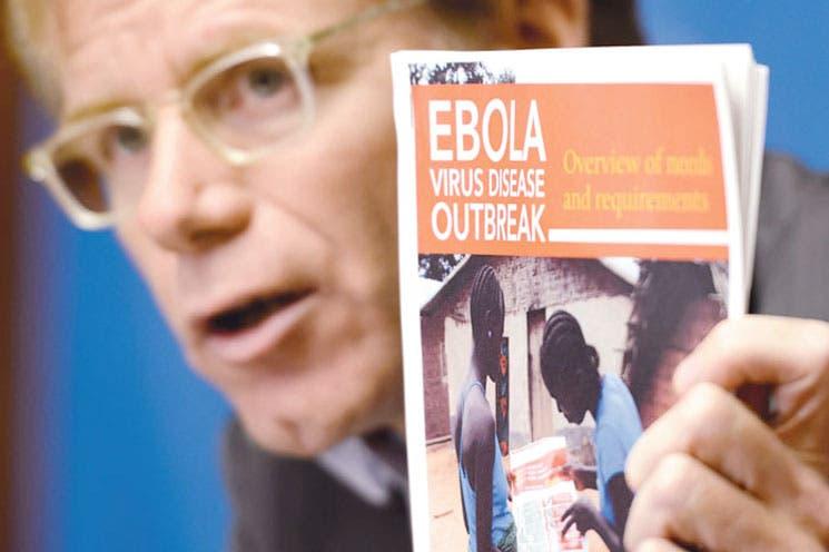 UE promete otros 78 millones de euros para erradicar ébola