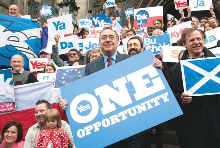 """Alex Salmond: """"Perdedor de elecciones escocesas"""""""