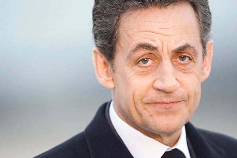 Sarkozy será candidato a liderar su partido