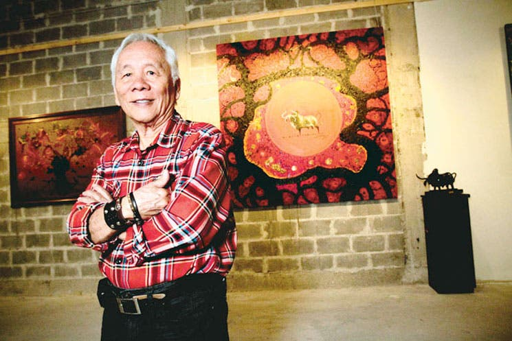 Un homenaje al maestro Con Wong