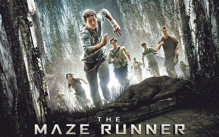 """The Maze Runner"" manda en la taquilla"