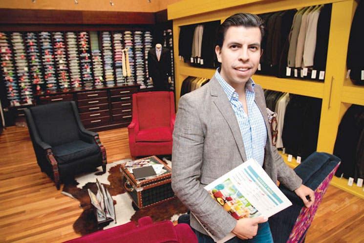 Saúl E. Méndez fusiona moda con gastronomía