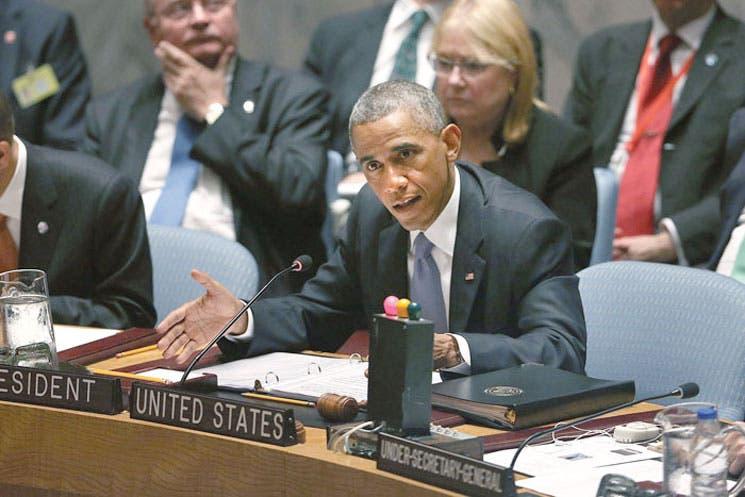 Obama respalda visión política de presidente de Irak
