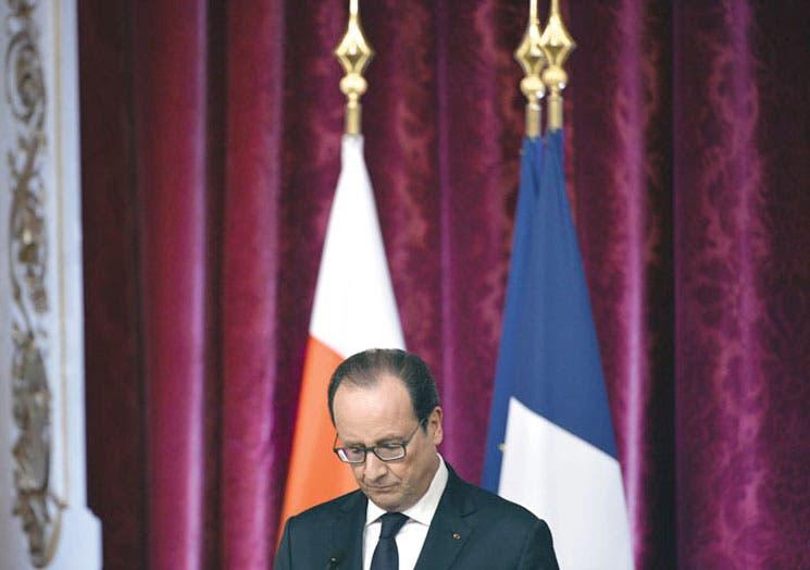 Hollande confirma muerte de francés secuestrado en Argelia
