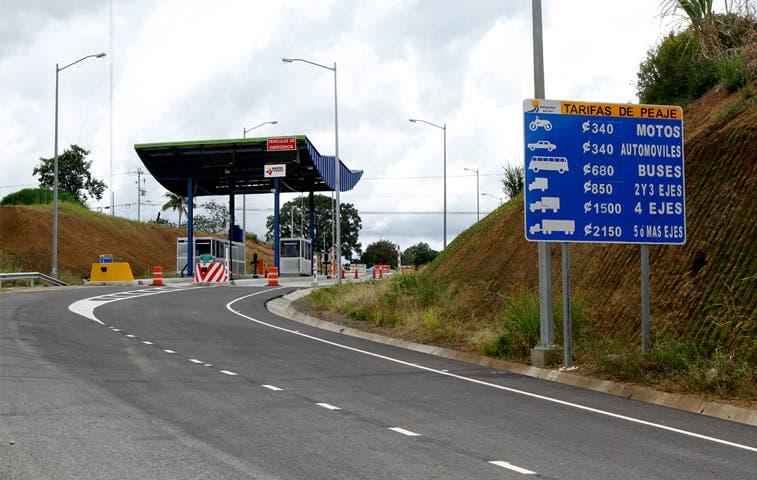 Bajarán tarifas en peajes de ruta 27