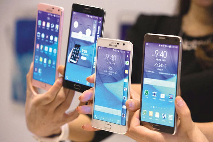 Samsung supera al iPhone en China con su nuevo Galaxy 4