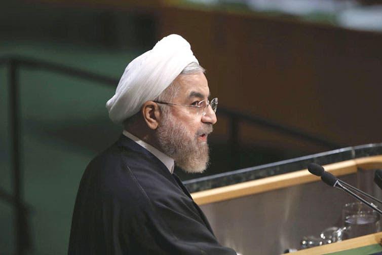 """Rohani: """"Occidente convirtió Oriente Medio en refugio para terroristas"""""""