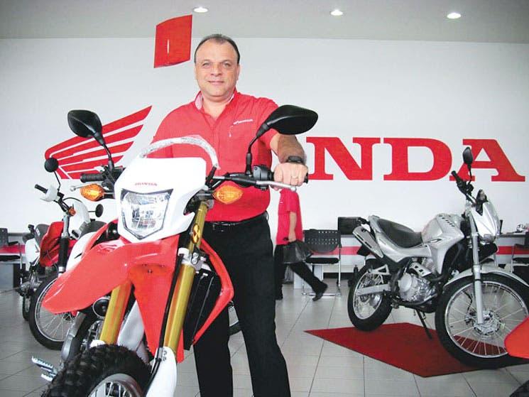 Honda presenta modelos doble propósito