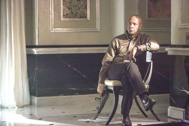 Denzel Washington se toma la justicia por su mano