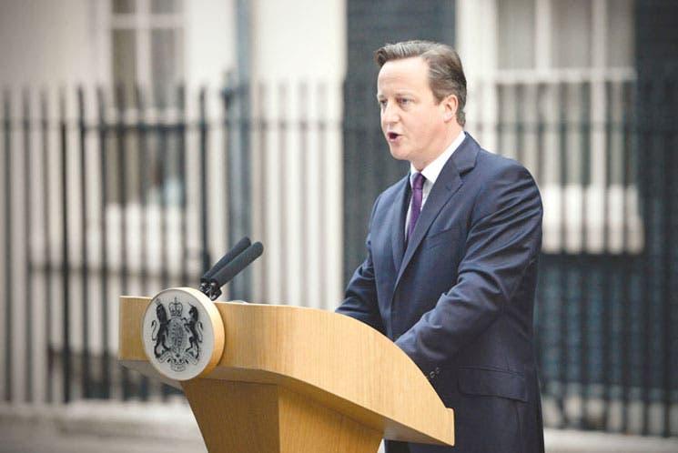 Londres apoya la guerra contra Estado islámico