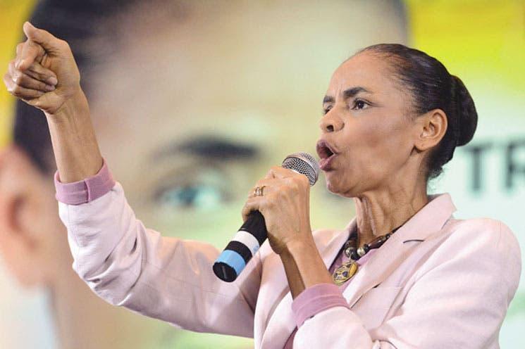 Clase media decide en un Brasil dividido entre Marina Silva y Dilma Rousseff