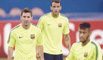 Ibra ausente ante Barça