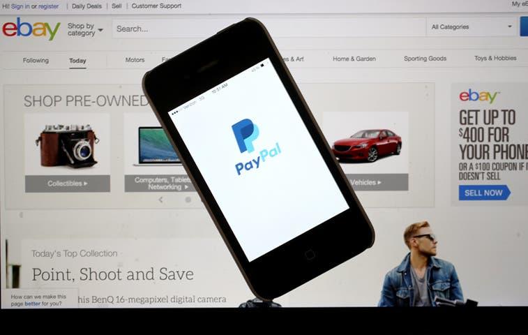 Gigante del comercio electrónico eBay se independiza de Paypal
