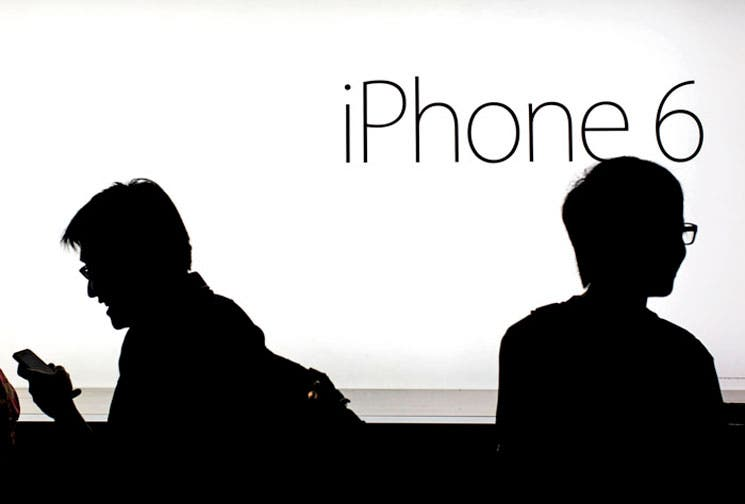 Apple venderá este mes en China su iPhone 6