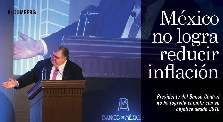 Inversores no confían en director de Banco Central Mexicano