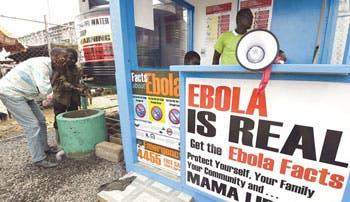 Vacunas contra ébola no saldrán hasta el próximo año