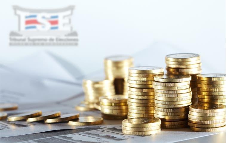 Partidos piden pago de deuda política a TSE