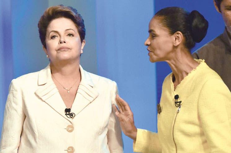 Segunda vuelta se aproxima en elecciones de Brasil