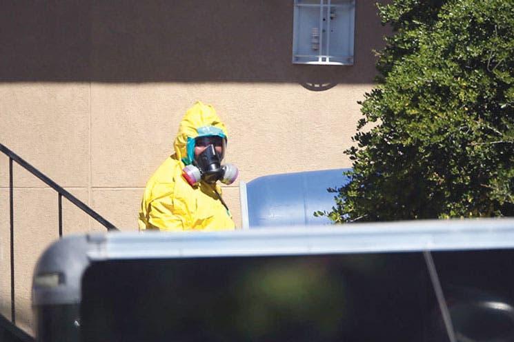 """""""Máxima alerta"""" en Texas para contener ébola"""