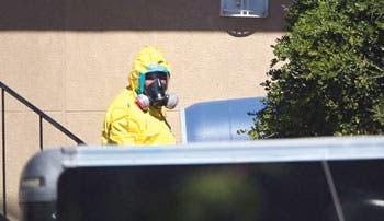 Máxima alerta en Texas para contener ébola