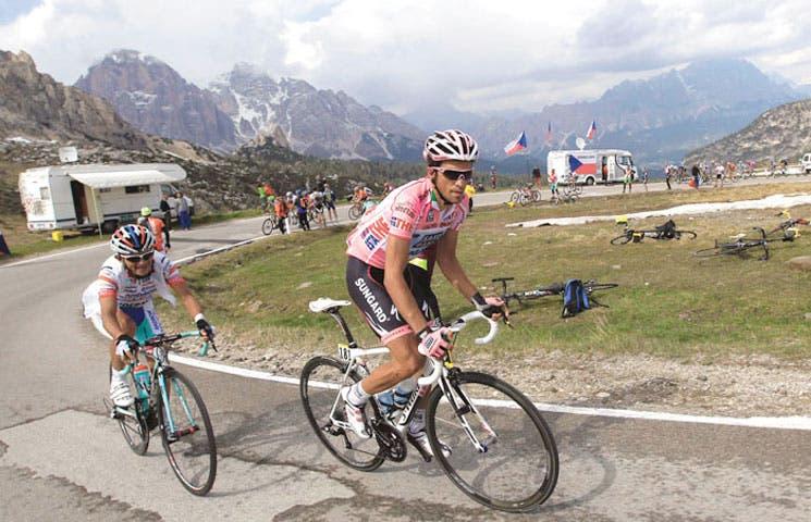 Giro pierde dureza