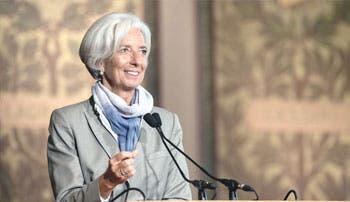 Ucrania y ébola centran reunión de FMI y BM