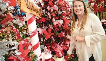 Comercios listos para temporada navideña