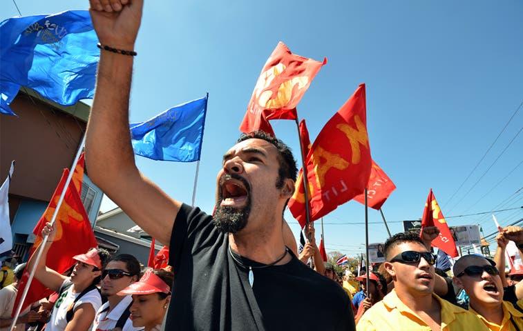 Anep se lanzará a las calles contra recorte presupuestario