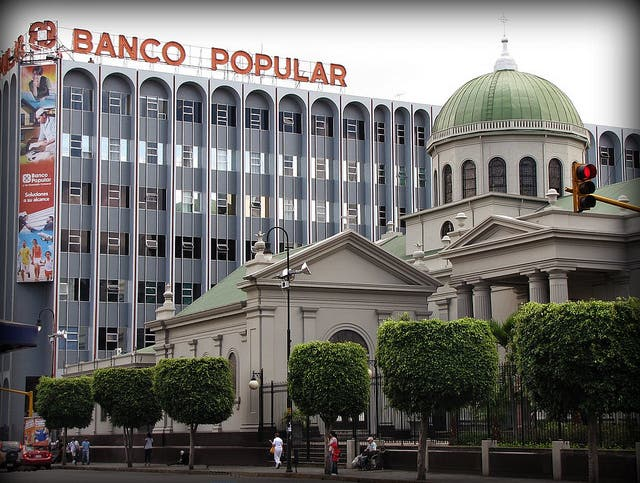 Fitch afirma calificación Nacional de Banco Popular